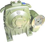 蜗轮减速机ASX 100/155-155/250