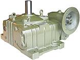 蜗轮减速机ESF 50/80 ~ 120/175