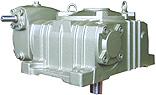 蜗轮减速机VSF 50 / 80 ~ 120 / 175